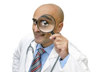 doctor-magnifying-glass